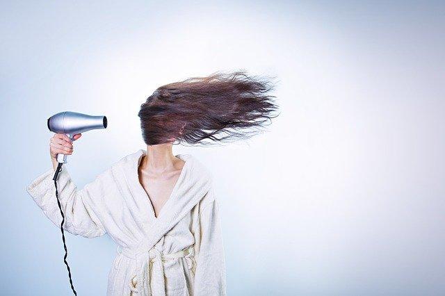 test na porowatość włosów