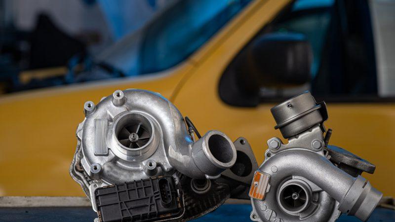 usterki turbosprężarek w samochodach